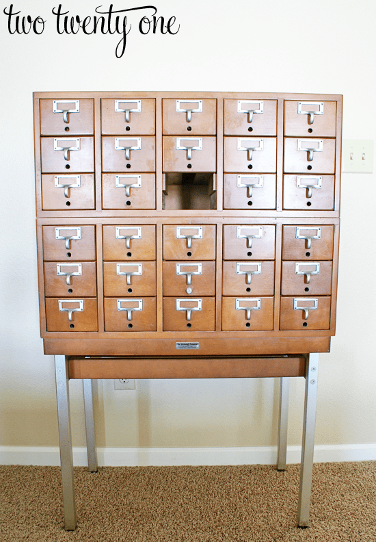 Library Card Catalogpng