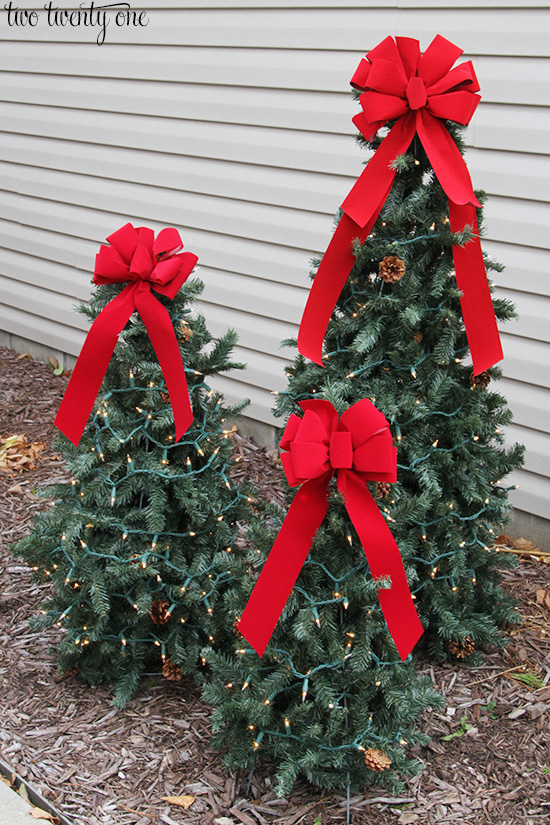 Topiary Art Works Christmas Tree Wire Form 24 Home & Kitchen alpakahof-schreiber Seasonal Décor