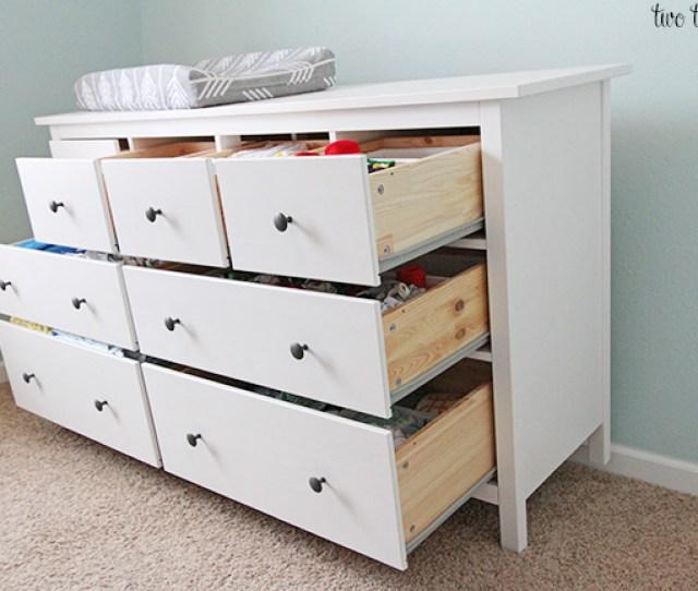 How To Anchor Ikea Dresser
