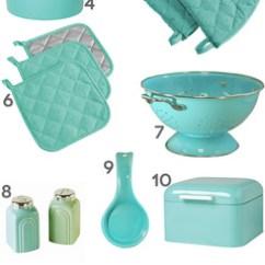 Turquoise Kitchen Decor Pendant Light Fixtures Appliances And Gadgets