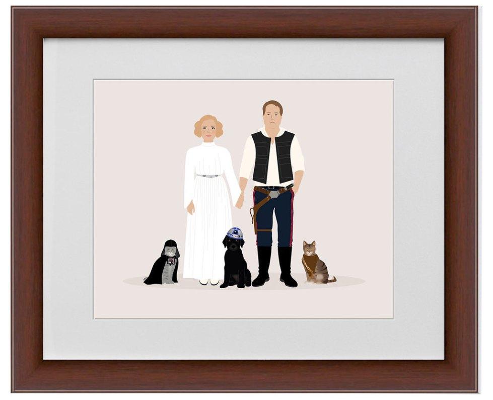 1st Wedding Anniversary Gift Ideas {Paper Gift Ideas}