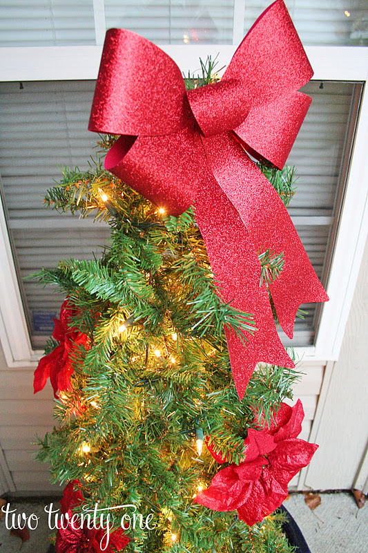 Tomato Cage Christmas Tree Two Twenty One