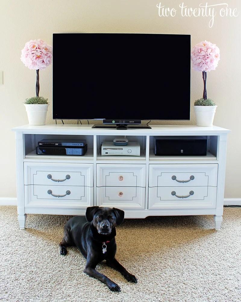 Best 25 Dresser Tv Ideas On Pinterest