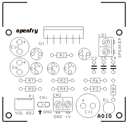 Arduino Speaker Schematics Raspberry Pi Speaker Schematic