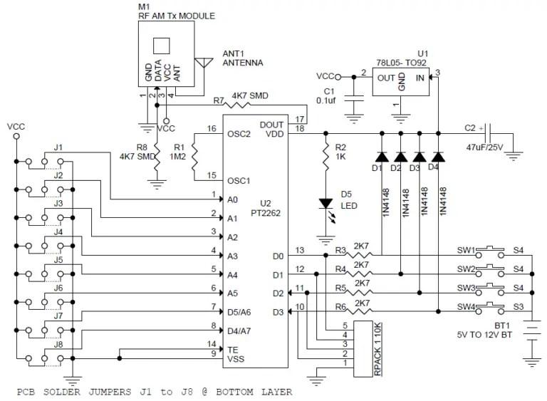 4-Channel-RF-Remote-Controller-TX-SCHEMATIC-768x563