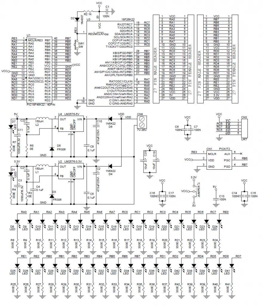 wiring io board 2