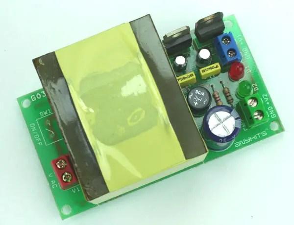 Simple Doubler Voltage 12 To 24 Vdc Schematic Diagram