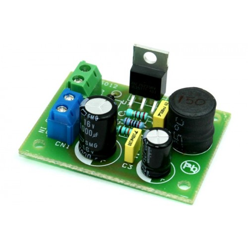 Switching Regulators Using Lm2575 And Lm2577
