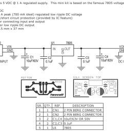 7805 tiny module 7805 tiny module [ 1141 x 817 Pixel ]