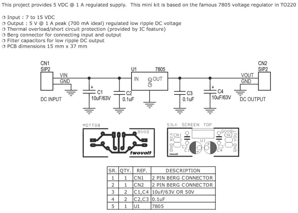 medium resolution of 7805 tiny module 7805 tiny module