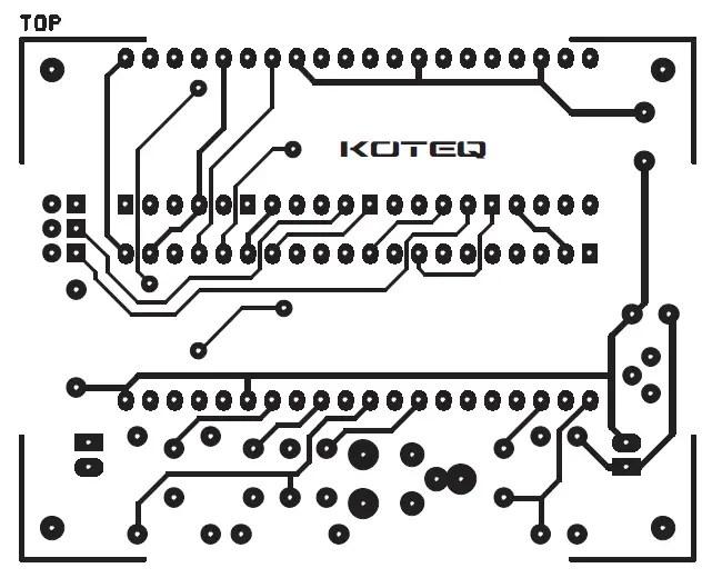 Digital Panel Meter ( DPM) Using ICL7107 IC & 7 Segment