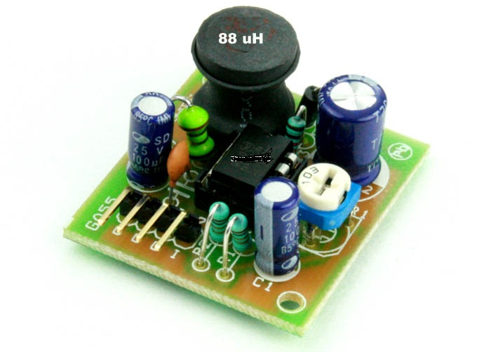 Dc Regulator For Oscillator Circuits Circuit Diagram Tradeoficcom