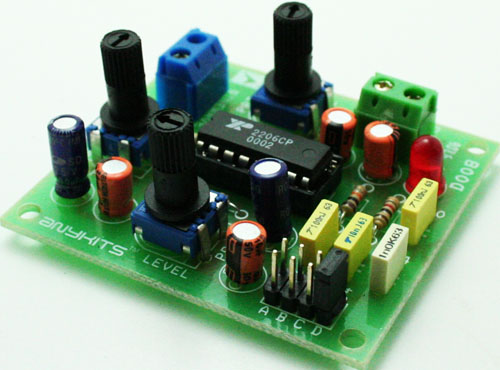 This 2 Volt Battery Monitor Circuit Ic Lm3914 Allows You To Monitor