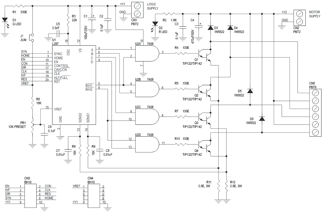 hight resolution of unipolar cnc wiring diagram