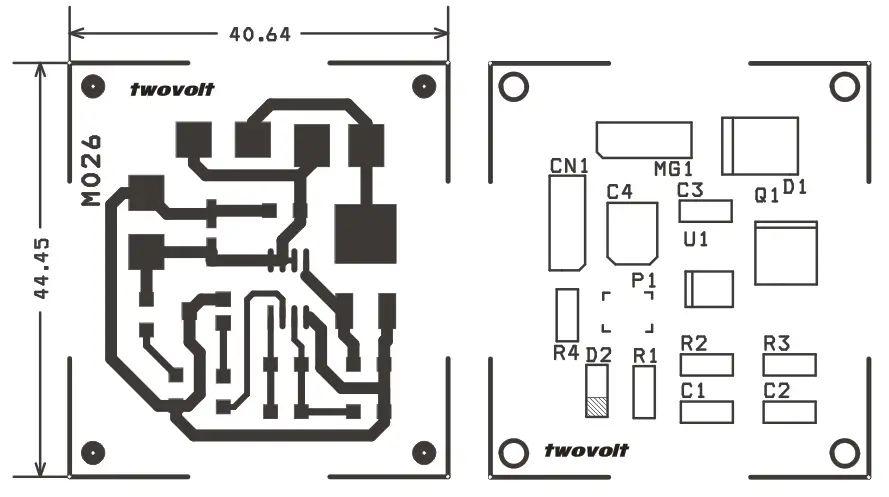 processor fan controller circuit diagram