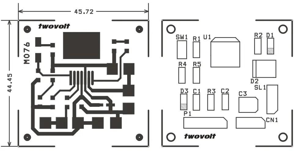 PWM 2 Amp Solenoid,Valve,Heater Driver Using DRV101