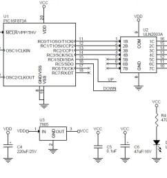 Cnc Driver Diagram - pololu a4988 and nema17 stepper motor