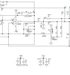 inverting operational amplifier circuit universal op amplifier development board  [ 1494 x 643 Pixel ]