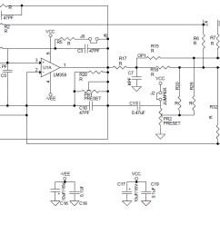 inverting operational amplifier circuit universal op amplifier development board  [ 1494 x 643 Pixel ]