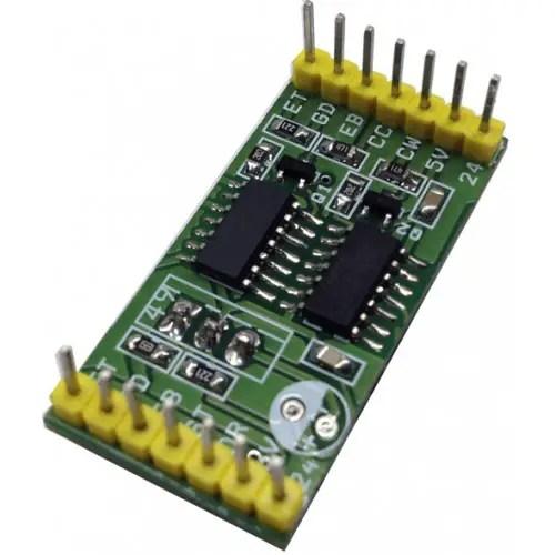 Tests Driver For Hobby Servos Circuit Diagram Tradeoficcom