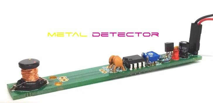Metal Detector Likewise Led Wiring Diagram On Metal Detectors