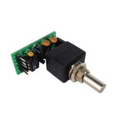 digital potentiometer using optical rotary encoder ls7184 circuit ideas i projects i schematics i robotics [ 1300 x 650 Pixel ]