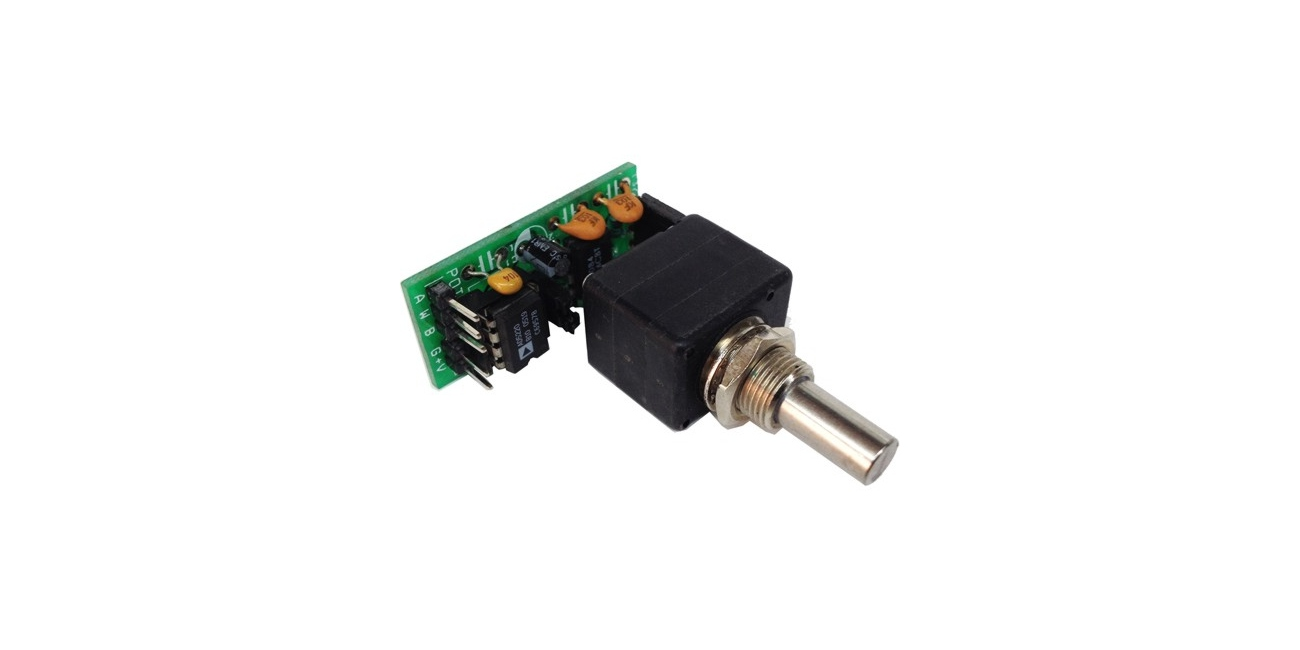 hight resolution of digital potentiometer using optical rotary encoder ls7184 circuit ideas i projects i schematics i robotics
