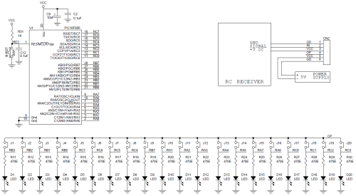 small resolution of  solder jumper on each led for output control alarm and relay