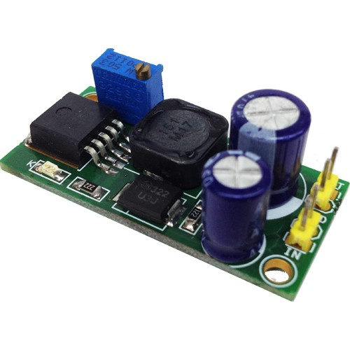 Lm317t Based High Current Low Voltage Adjustable Regulator Schematic