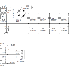 240 To 24 Volt Transformer Wiring Diagram 2004 Dodge Durango Infinity Sound System Power Supply Archives Circuit Ideas I Projects Schematics Robotics 15v 500ma Dc Output Regulated For Pre Amplifier And Biasing