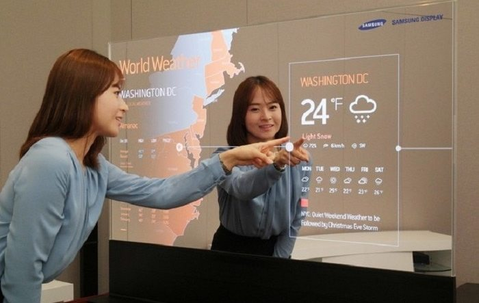 Weather Smart Tv