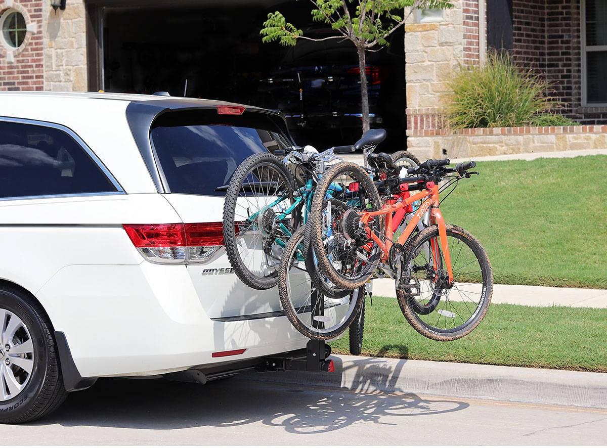 allen 3 bike hitch rack