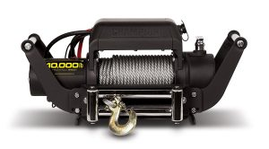 Best ATV Winch For Snow Plowing