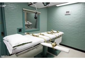 Death Chamber Texas