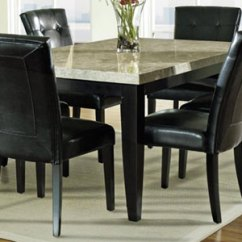 Stone Top Kitchen Table Long Island Design Dining Set Glass Marble Square