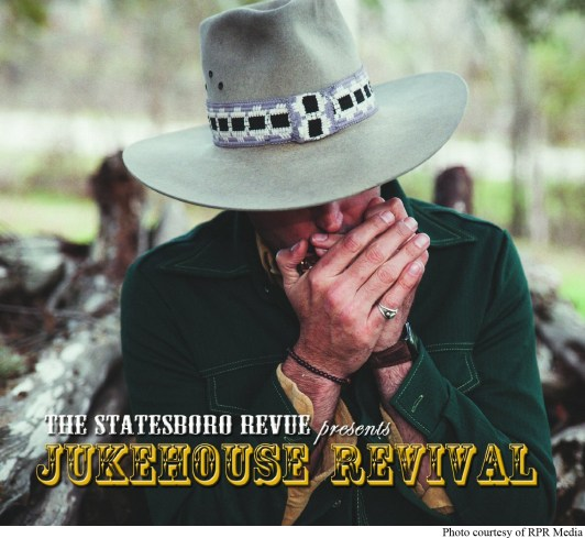 The latest album from the Texas-based Americana band The Statesboro Revue.