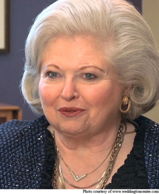 Dr. Sarah Weddington.