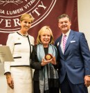 Crownover and Griffin Receive 2017 Founders' Award