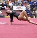 A quick, inside look of the TWU gymnastics team