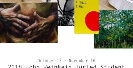 Weinkein exhibition celebrates student art