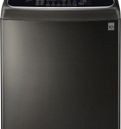 ft black stainless steel top load washer wt1901ck lg [ 847 x 1280 Pixel ]