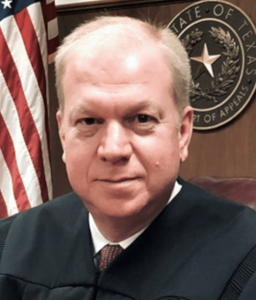 TJB   10th COA   About the Court   Justices   Justice Matt Johnson