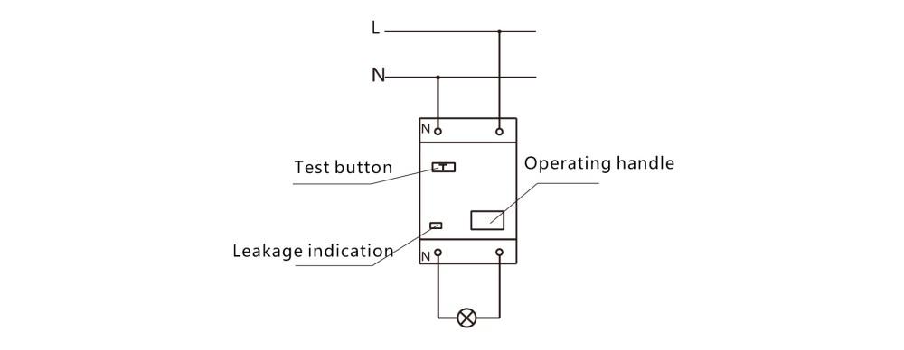 medium resolution of wiring diagram keywords earth leakage switch electric leakage circuit breaker