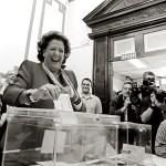 Rita se vota