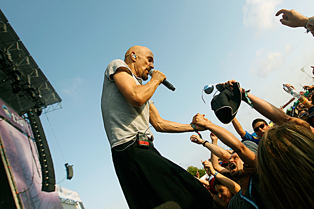 Tim Booth, cantante de James