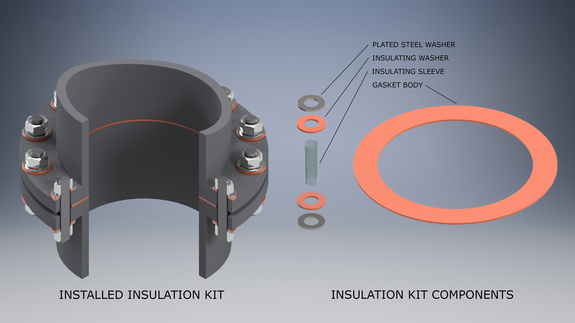hight resolution of type f gaskets are fabricated to fit the raised face portion of the flange face and are designed to center on the inside of the bolt circle