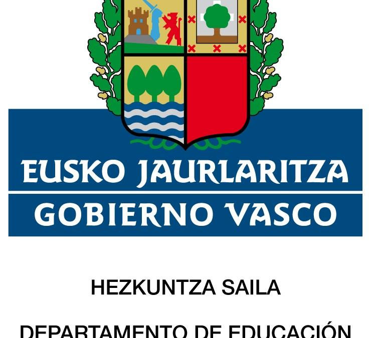 ¿Por qué escoger una Escuela Infantil homologada y supervisada por el dpto.de Educación de Gobierno Vasco?