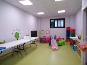 Txikileku - espacio - aula - celebración - cumpleaños