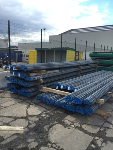 importing steel