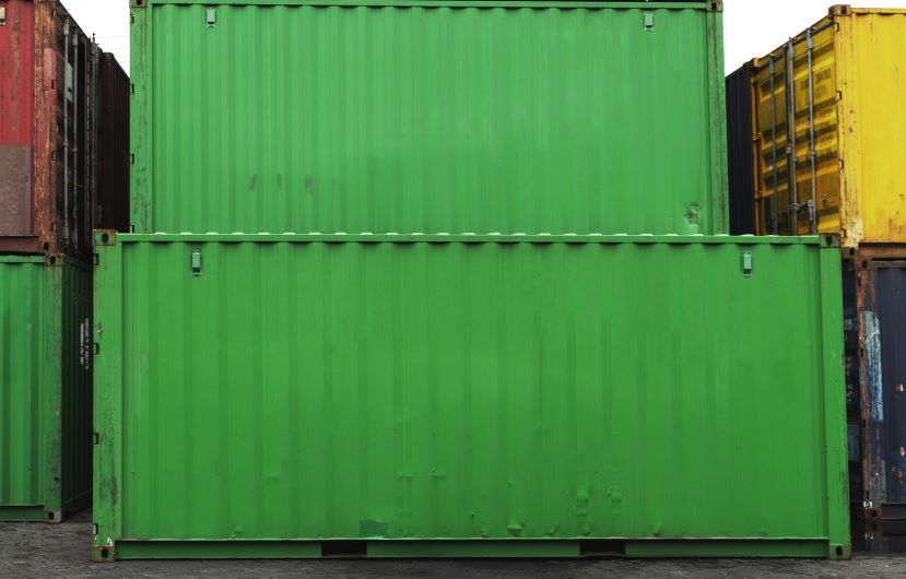 freight from the UK to the USA